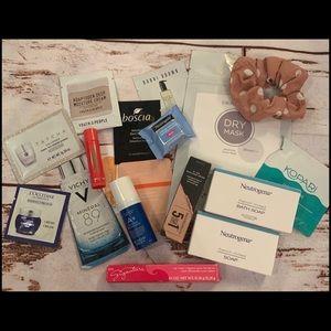 Beauty Bundle Skincare Makeup Lot New Tatcha MK